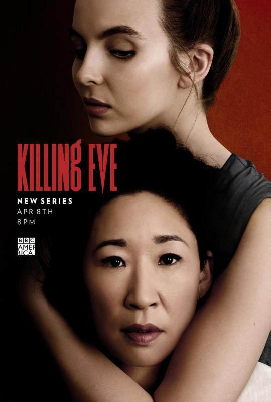 Killing Eve. Season 3