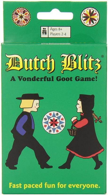 Dutch Blitz : a vonderful goot game!