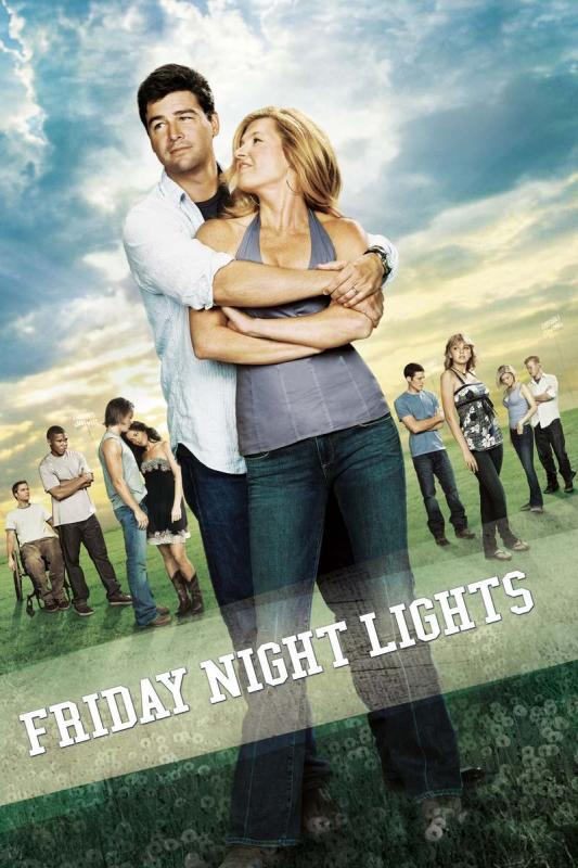Friday night lights. The complete series