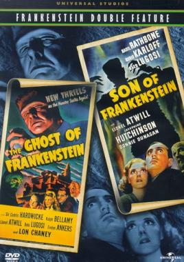 The ghost of Frankenstein ; Son of Frankenstein