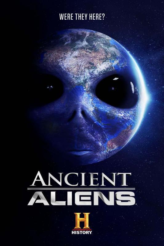 Ancient aliens. Season 12, Vol. 1.