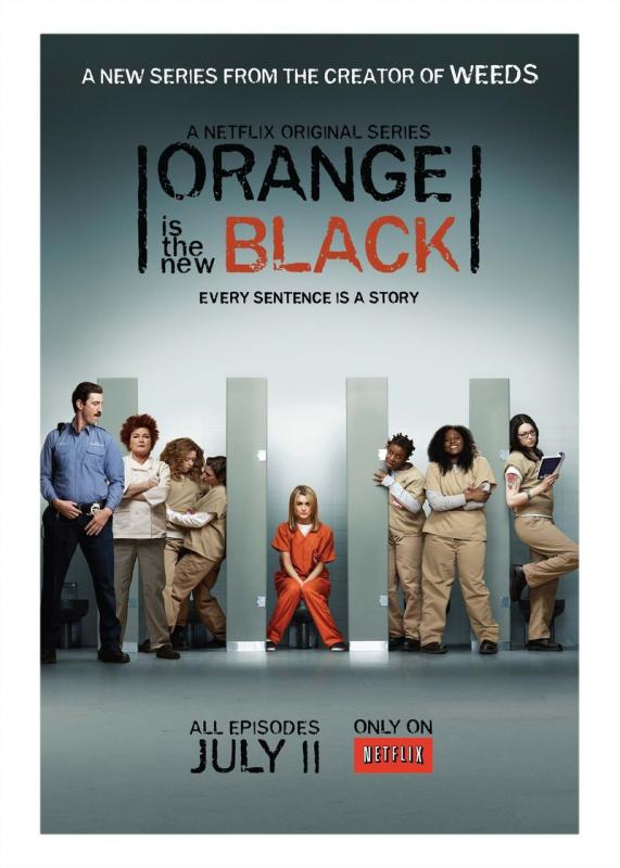 Orange is the new black. Season seven