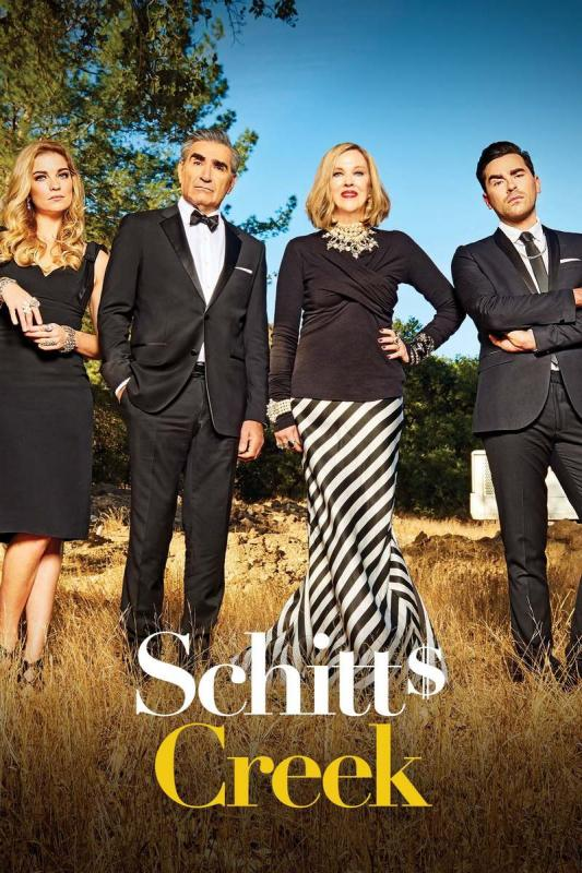 Schitt$ Creek. The complete collection