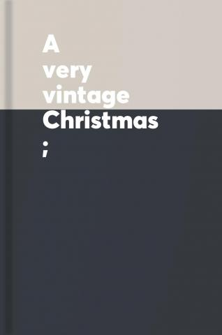 Very vintage Christmas;  Random acts of Christmas