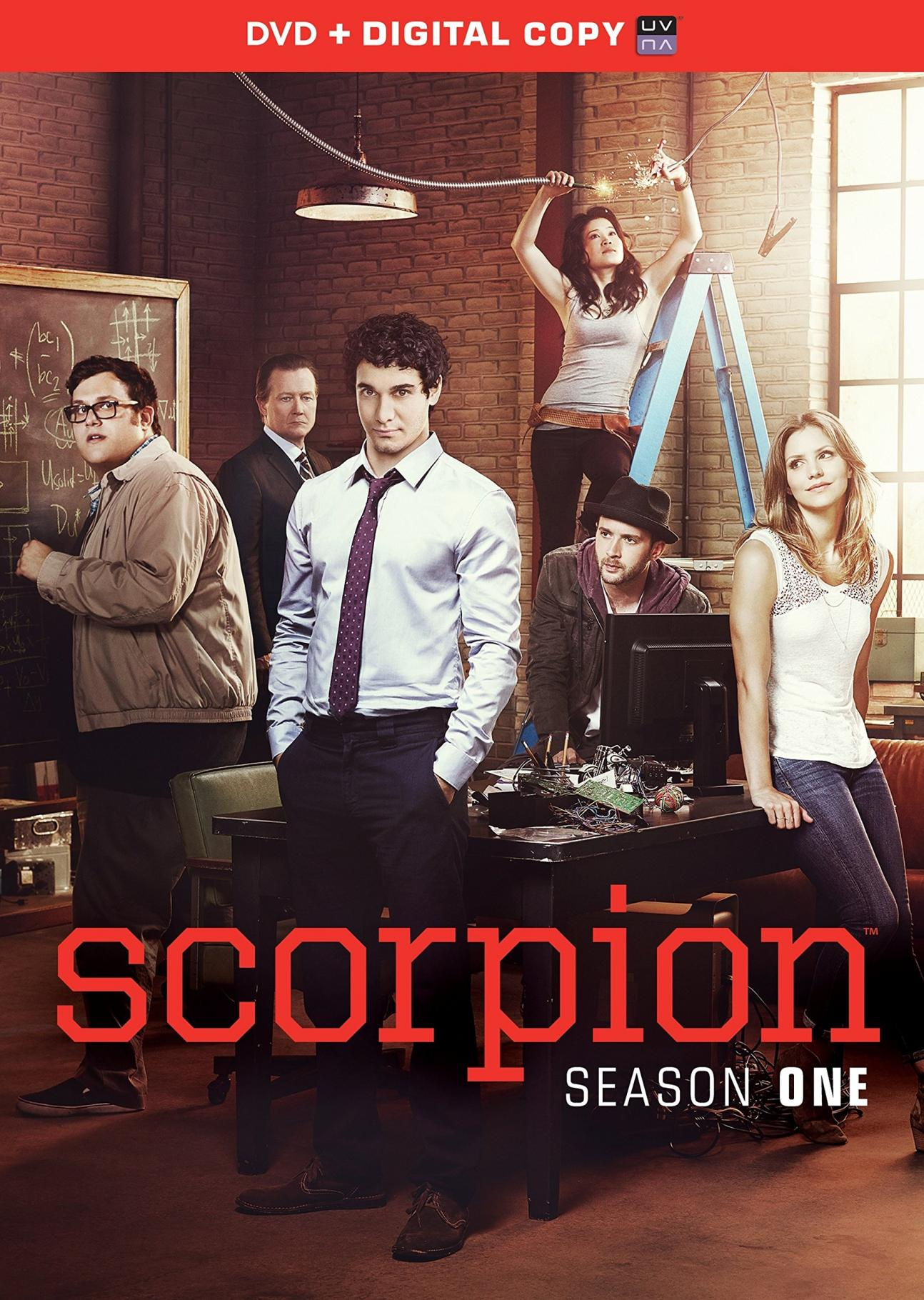 Scorpion. Season one