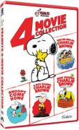 Peanuts movies : 4 movie collection [A boy named Charlie Brown ; Race for your life, Charlie Brown ; Bon voyage, Charlie Brown ; Snoopy, come home]