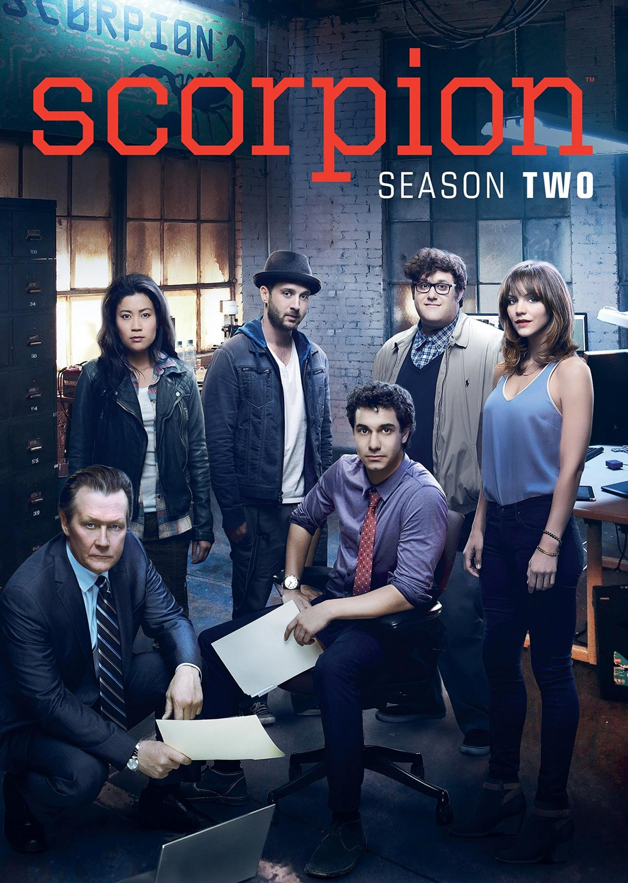 Scorpion. Season two