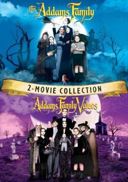 The Addams family. Addams family values