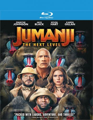 Jumanji : the next level