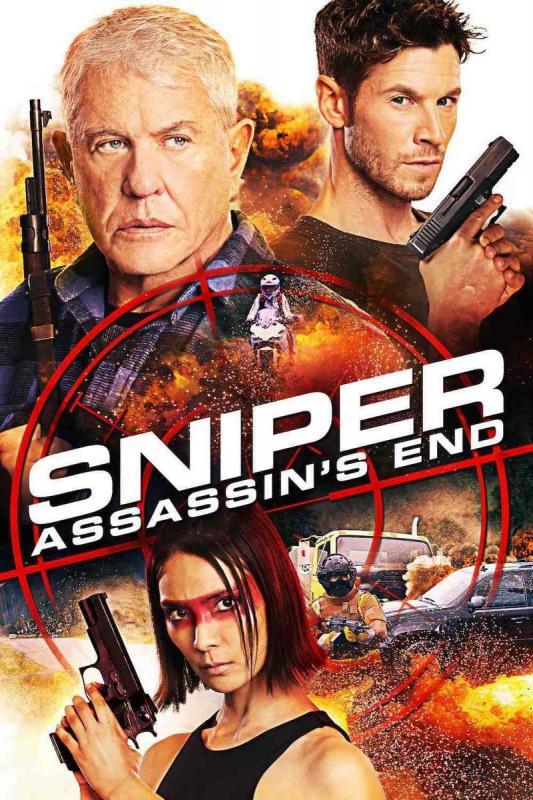 Sniper. Assassin