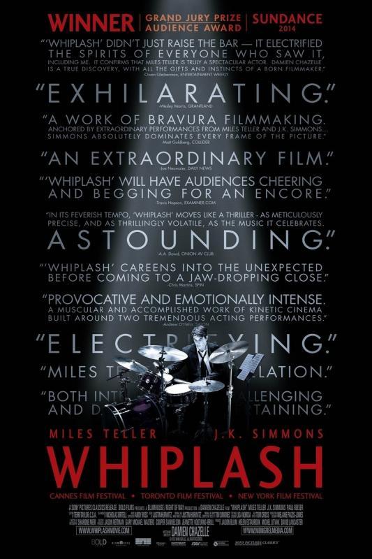 Whiplash (4KHD Bluray+Bluray)