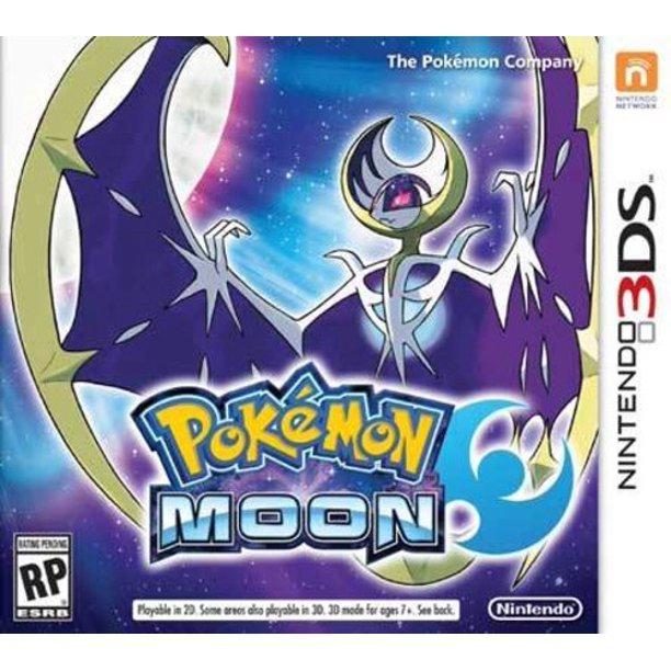 Pokémon moon.