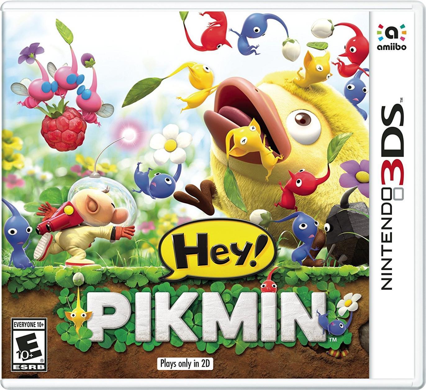 Hey! Pikmin.