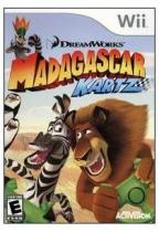 Madagascar kartz.