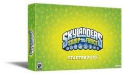 Skylanders swap force.