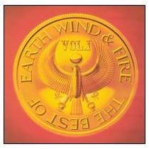 The best of Earth, Wind & Fire. Vol. 1.