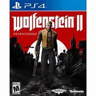 Wolfenstein II: the new colossus.