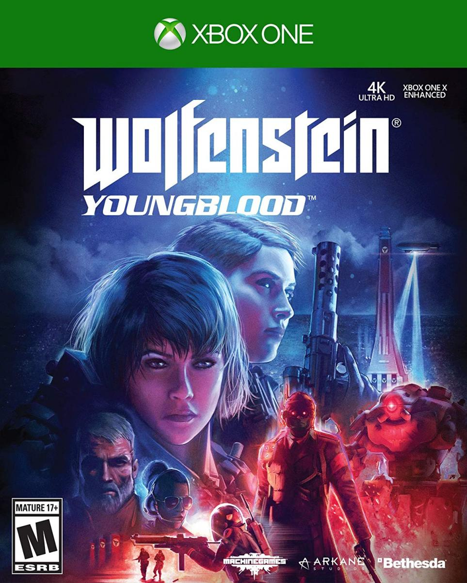 Wolfenstein. Youngblood.