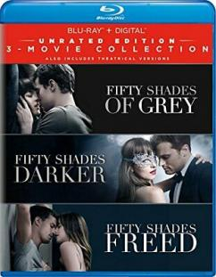 Fifty shades 3-movie collection.