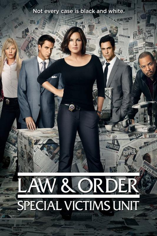 Law & order: Special victims unit. Season twenty-one