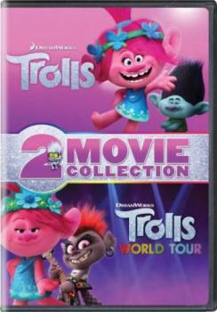 2 movie collection : Trolls ; Trolls world tour