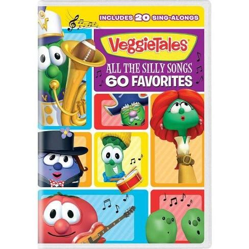 Veggie tales. All the silly songs, 60 favorites