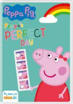 Peppa pig. Peppa's perfect day.