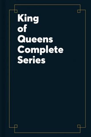 The king of queens : the complete series.