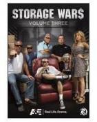 Storage war$. Volume three