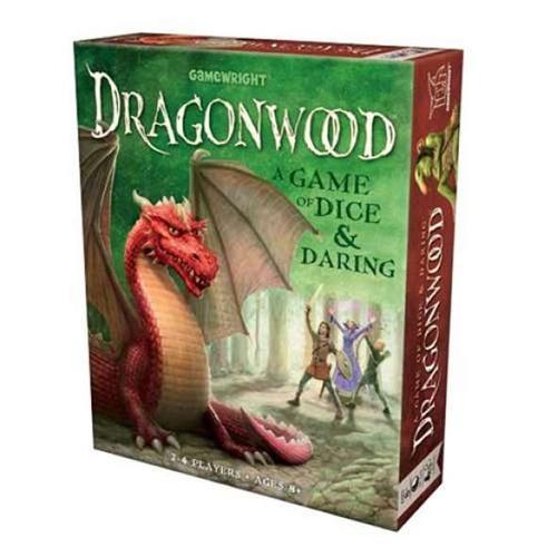 Dragonwood : a game of dice & daring.