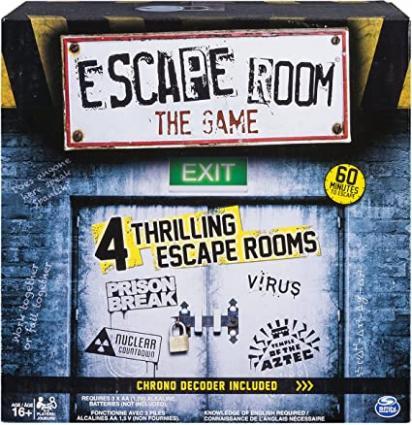 Escape room : the game