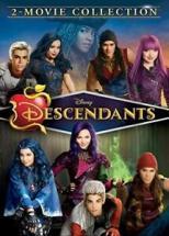 Disney Descendants : 2 movie collection: Descendants ; Descendants 2