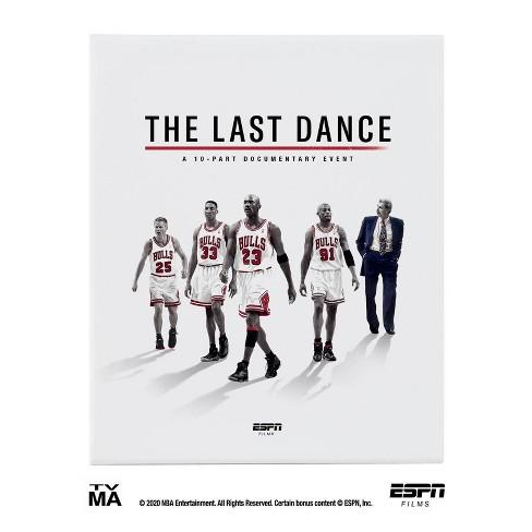 The last dance : a 10-part documentary event