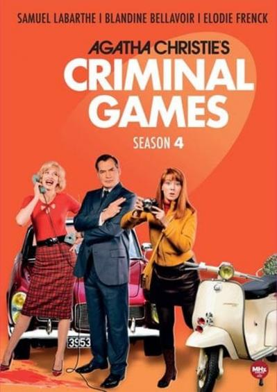 Agatha Christie's criminal games. Season 4