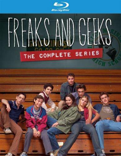 Freaks and geeks : the complete series