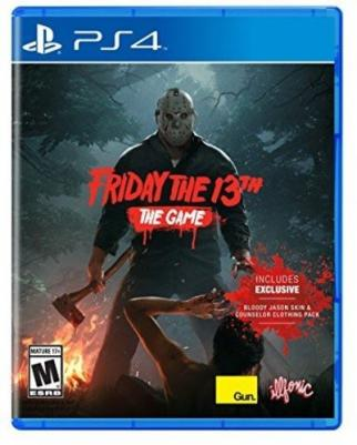 Friday the 13th: the game.