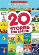 Twenty stories for spring.