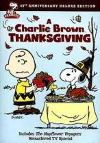 A Charlie Brown Thanksgiving : includes The Mayflower voyagers, remastered TV special