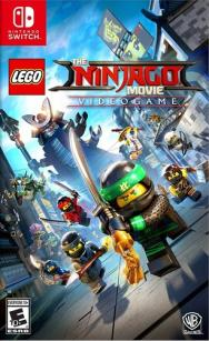 The Lego Ninjago Movie videogame.