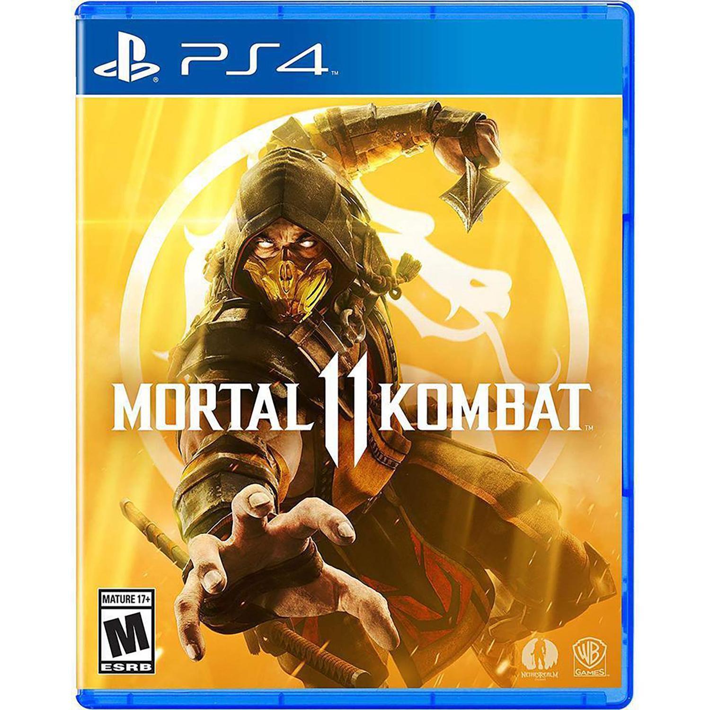 Mortal kombat. 11
