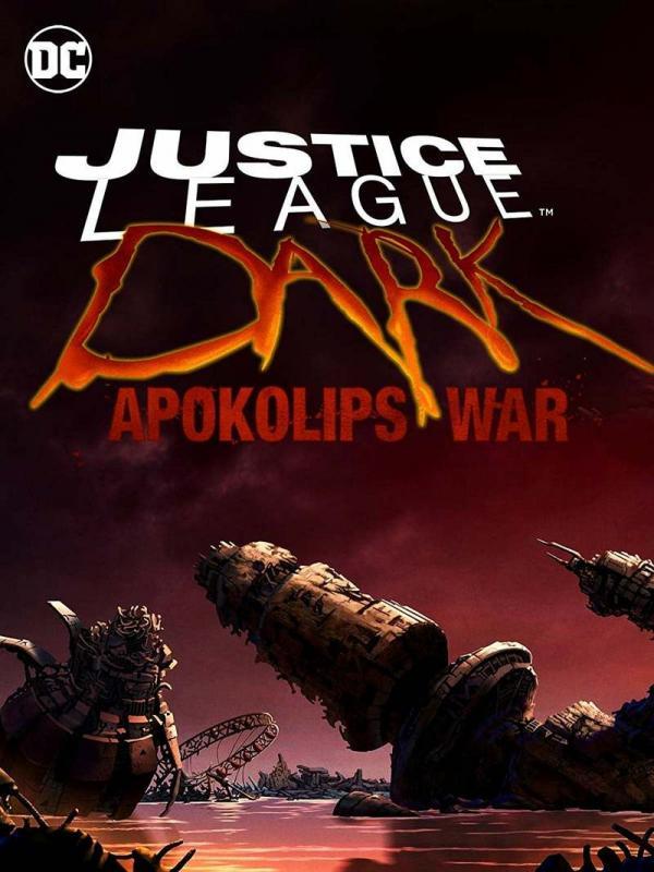 Justice League dark. Apokolips war