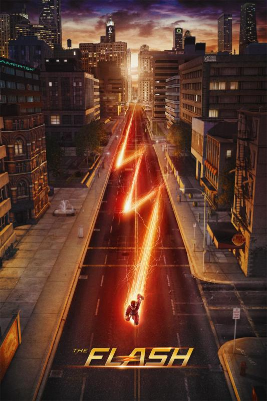 The Flash. The complete sixth season
