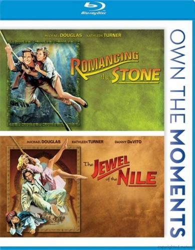 Romancing the stone ; The jewel of the Nile