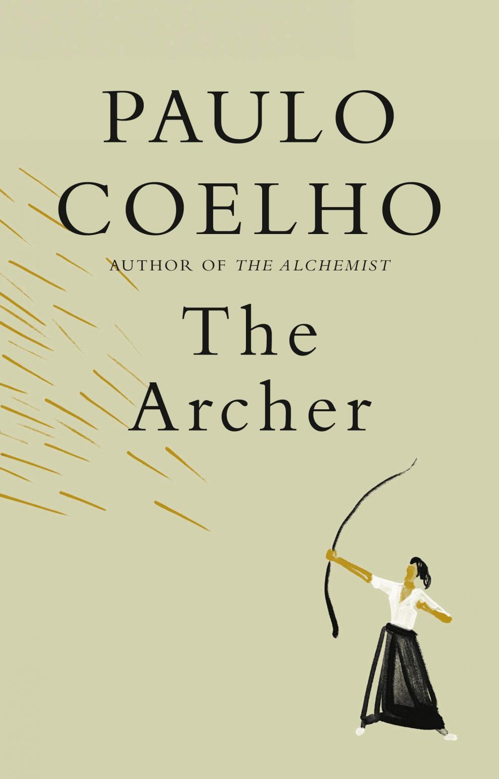 The archer : a novel