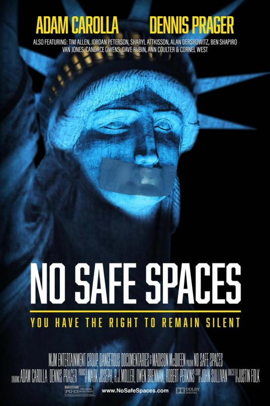 No Safe Spaces: You Have The Right To Remain Silent