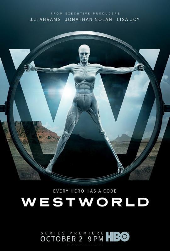 Westworld. The New World. Season Three.