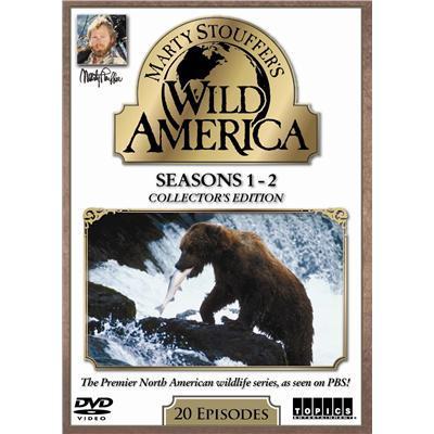 Marty Stouffer's Wild America Seasons 1-2