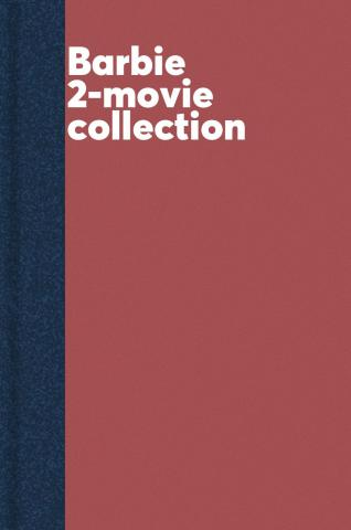 Barbie 2-movie collection : Barbie in a mermaid tale ; Barbie in a mermaid tale 2.