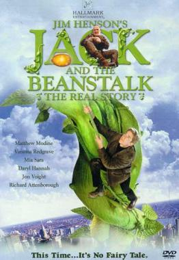 Jack and the beanstalk : the real story