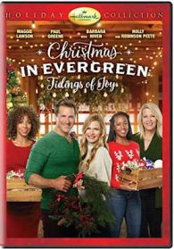 Christmas in Evergreen : tidings of joy